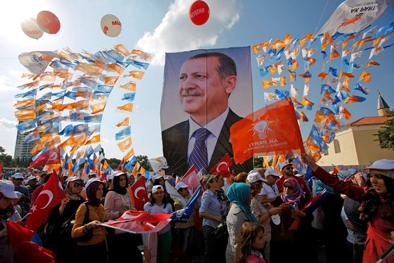 Middle East Today: Turkey — Competing Rallies, No End to Conflict