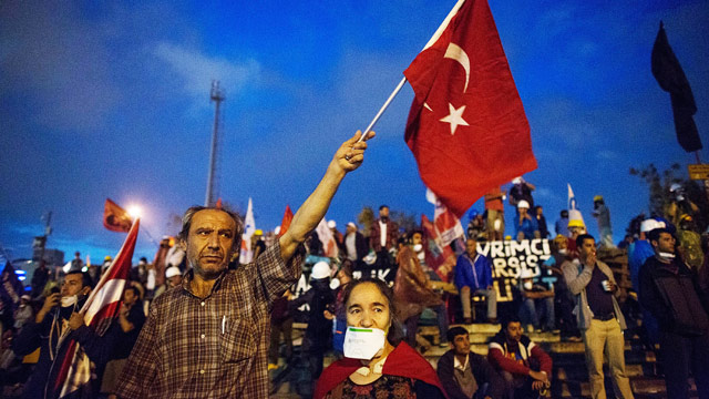 Middle East Today: Turkey — Erdogan and Protesters Reach Agreement?