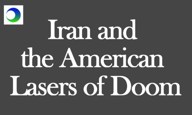 Iran Video: The American Lasers of Doom