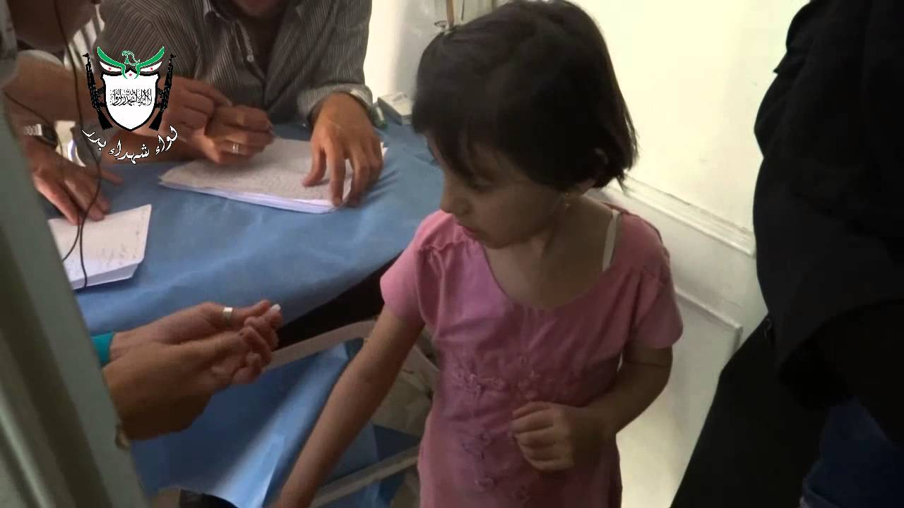 Syria Feature: Beyond Weapons — Battle For Hearts, Minds…& Services