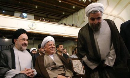 "Iran Analysis: Rouhani-Rafsanjani Alliance Makes Move For ""Engagement"""