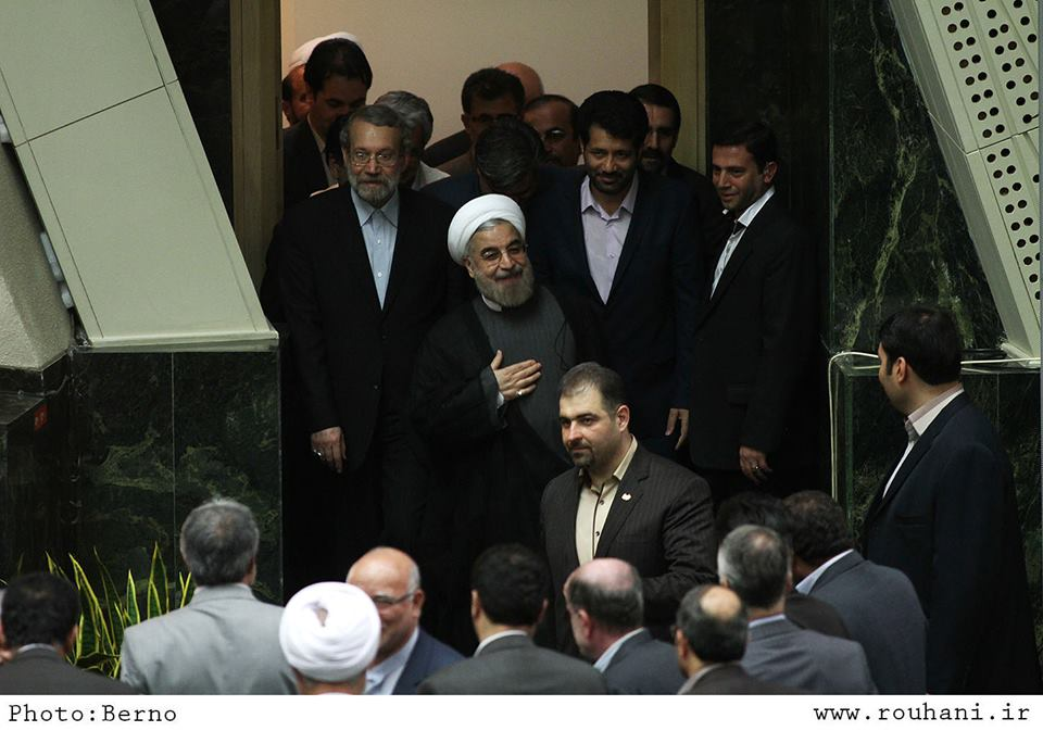 Iran, July 15: Rouhani — Know The Enemy, Don't Just Shout About It
