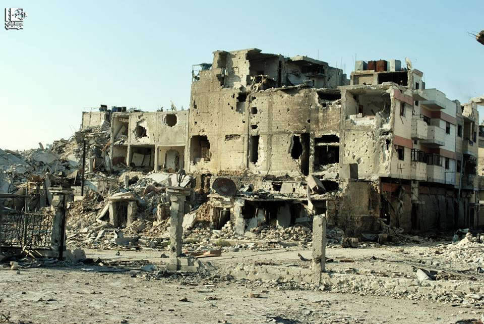 Syria Feature: Reports Of Homs' Fall Premature