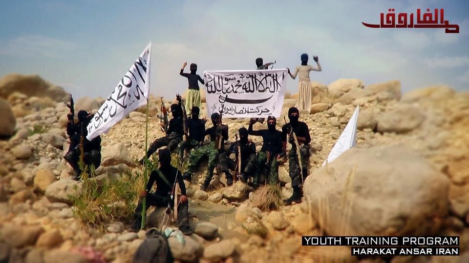 Iran Analysis: Sunni Separatists Harakat Ansar Iran Call For Arms on Saudi TV