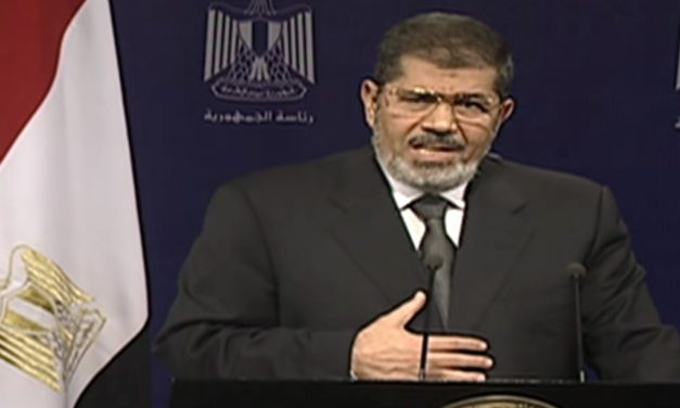 Middle East, July 3: Egypt — The Military Removes President Morsi