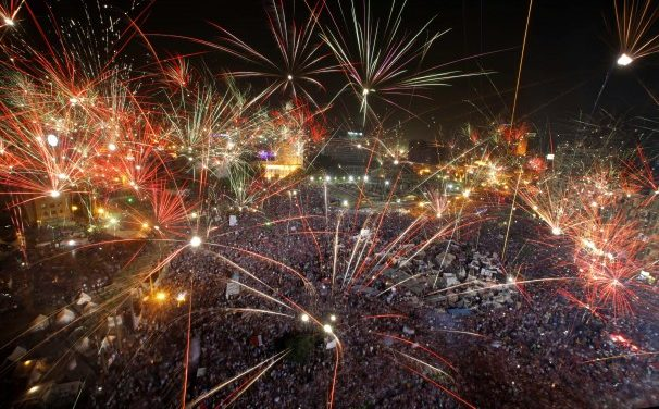 Middle East, 4 July: Egypt — The Miliitary Takes Charge