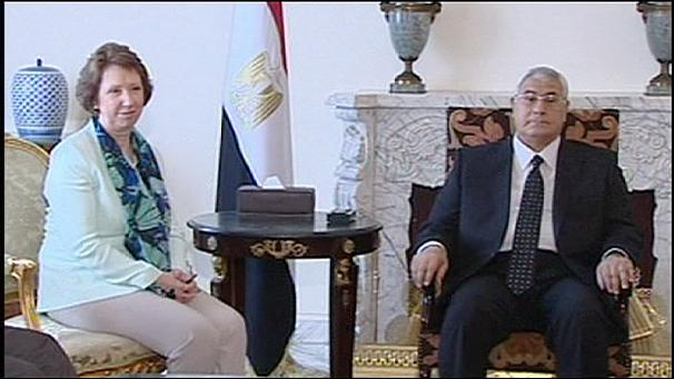 Middle East, July 18: Egypt — EU Presses Cairo for Early Elections