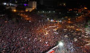 EGYPT 26-07-13 TAHRIR