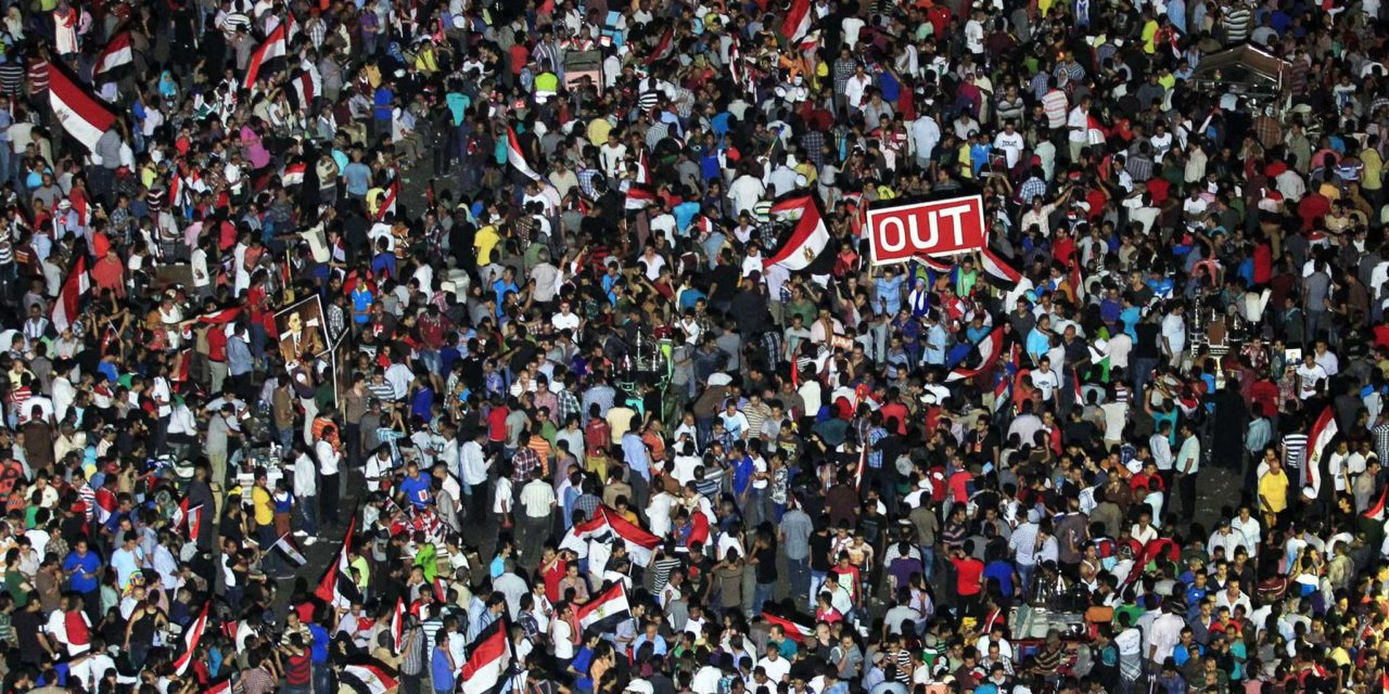 """Middle East, 1 July: Egypt — At Least 7 Dead After """"""""Millions"""" Protest"""