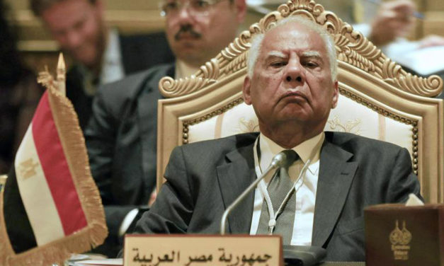 Middle East, July 14: Egypt — Interim PM To Name Cabinet