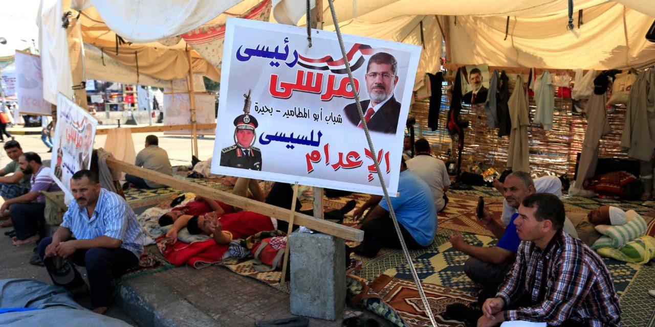 Middle East, July 26: Egypt — Regime Formally Detains Ousted President Morsi
