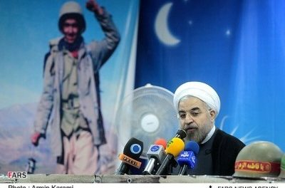 "Iran, Sept 16: Rouhani Cautions Revolutionary Guards ""Stay Out of Politics"""