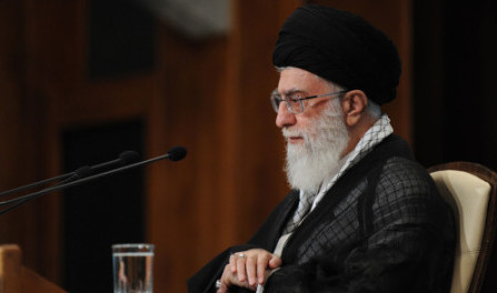 "Iran, July 31: Supreme Leader ""Obey Me…and Don't Cut Your Beard"""
