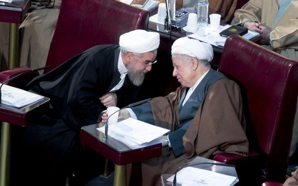 Iran Analysis: Rafsanjani Exposes The Fight Within the Regime Over Syria