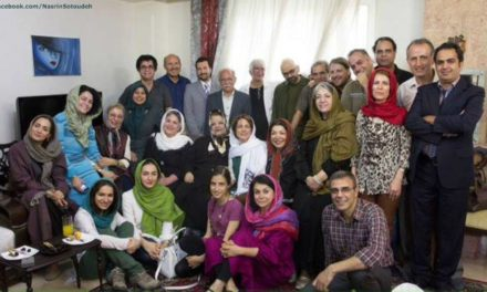 Iran, July 6: The Freedom of Detained Lawyer Nasrin Sotoudeh