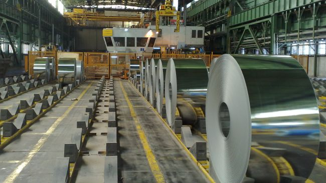 "Iran, July 23: All Is Well ""Two Percent Increase in Steel Production"""
