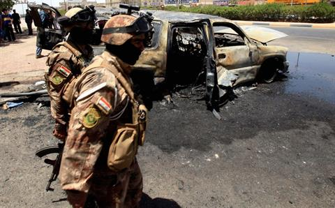 Middle East, July 29: Iraq — At Least 60 Killed by Car Bombs