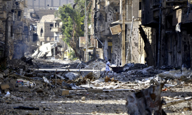 """Syria, July 2: """"Preparing for Death"""" in Homs"""