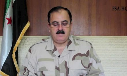 Syria: The Supreme Military Council, Its PR Outlet, & Its Criticism of Obama