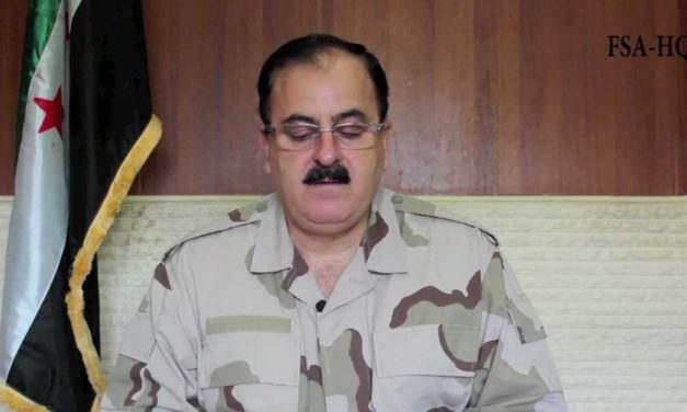 Syria Daily, Feb 17: Idriss Fired as Supreme Military Council is Re-Organized