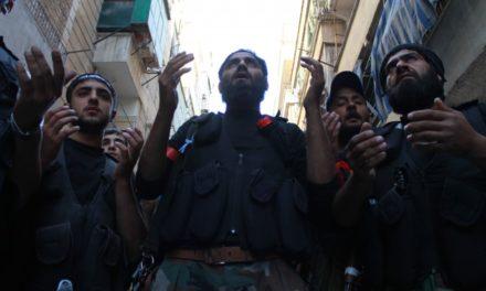 Syria, July 15: A Fragmented Syrian Insurgency