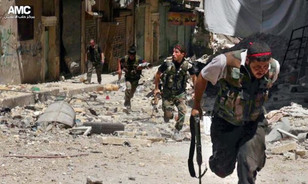 Syria, July 14: Rumors of Fighting Among Insurgents in Aleppo