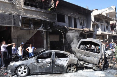 Syria Military Roundup, Oct 19: 15 Injured in Bombing near Damascus