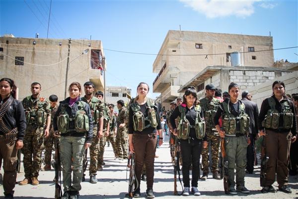 Syria, July 19: Kurdish Militia Defeat Insurgents in North