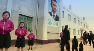 Bashar al-Assad is a popular figure in the DPRK