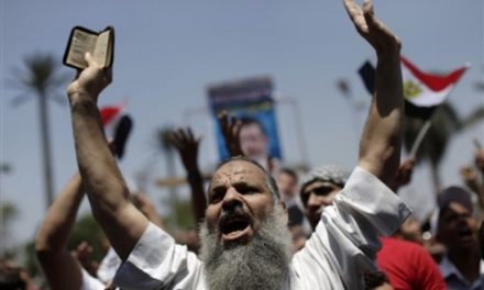 Middle East, July 11: Egypt — Morsi Supporters Stage Late-Night March