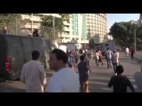 Middle East, July 27: Egypt — 75 Killed as Protests Turn Deadly Overnight