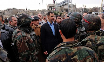 Syria Snapshot: Assad And The Battle For Hearts And Minds