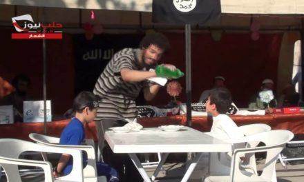 Syria Feature: Islamic State of Iraq Sponsor A Fun Day In Aleppo