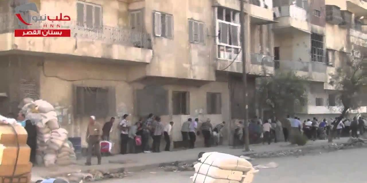 Syria Feature: The Siege of Aleppo