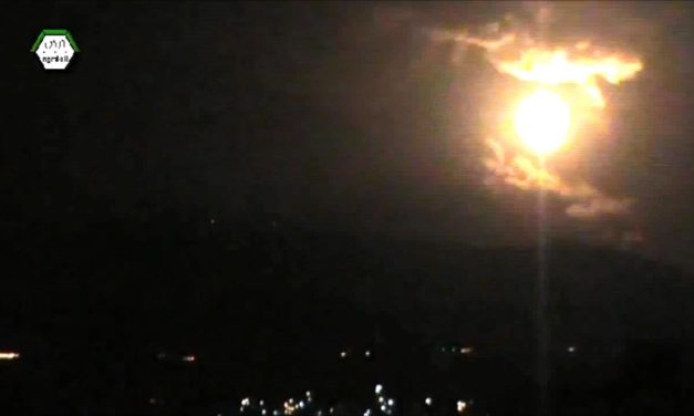 """Syria Shocker! """"Israel Dropped Nuclear Bomb on May 4"""""""