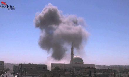 Syria, July 31: A Deadly Missile Strike in Anadan, Near Aleppo