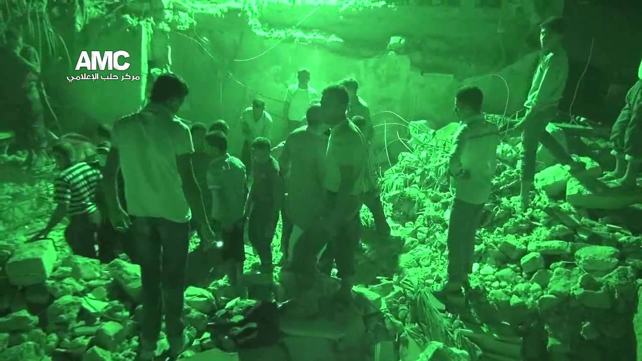 Syria, July 27: At Least 10 Killed in Missile Strike in Aleppo