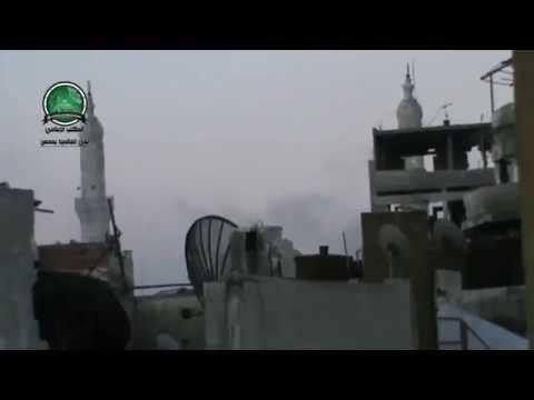 Syria, July 25: 10 Killed in Car Bomb Near Damascus