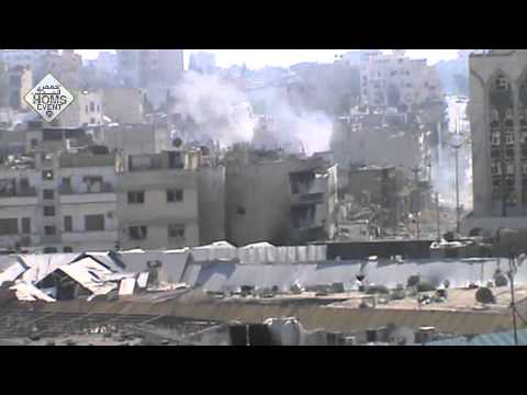 Syria, July 5: The Battles in Homs and Aleppo