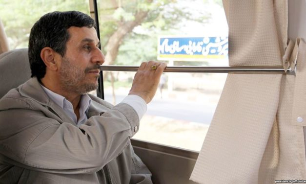 Iran Analysis: Ahmadinejad Leaves With A Whimper, Not A Bang