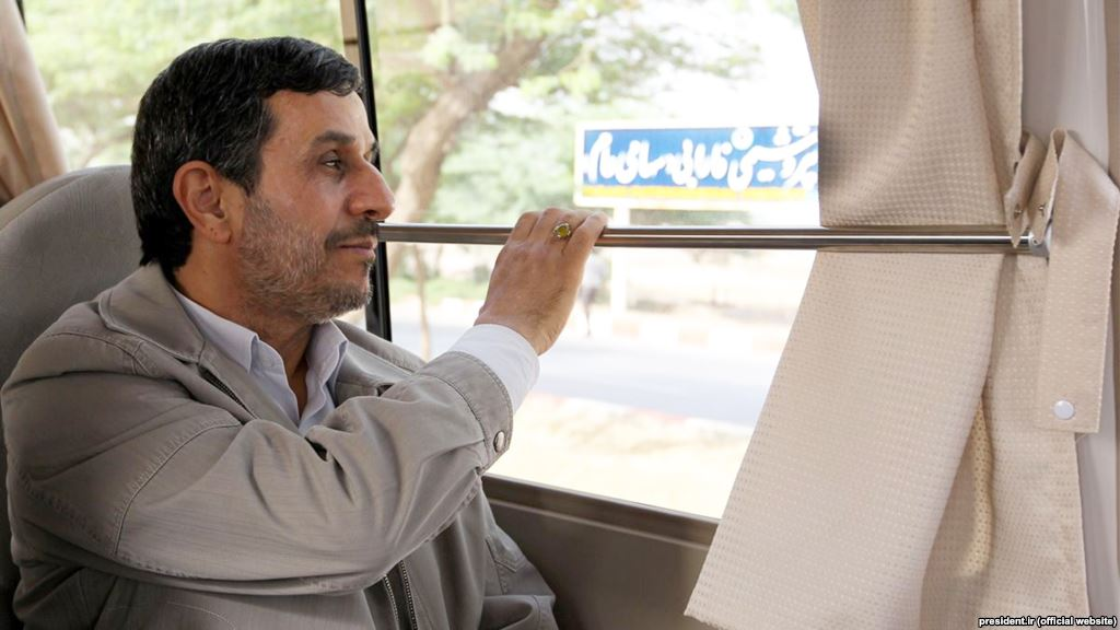 Iran Spotlight: Ahmadinejad's Men Try to Strike Back