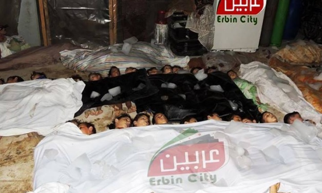 An International Failure — 328 Assad Regime Chemical Attacks in Syria Since 2011