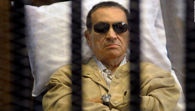 Middle East, August 21: Egypt — Court Orders Release of Hosni Mubarak from Prison