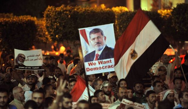 Middle East, August 1: Egypt — Will Protesters Defy Government Threat to Disperse Them?