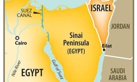 Egypt Spotlight: At Least 10 Soldiers Killed by Sinai Bomb