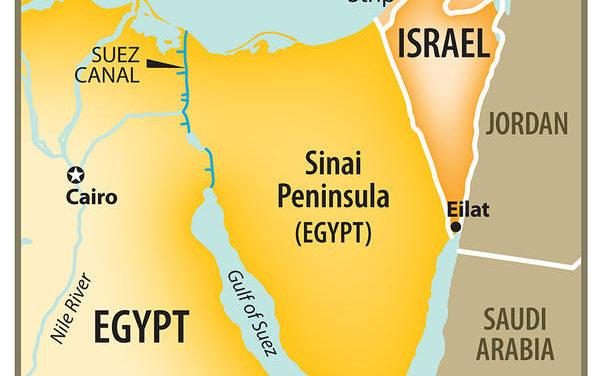 Egypt Spotlight: 6 Soldiers, 2 Civilians Killed by Gunmen in Sinai
