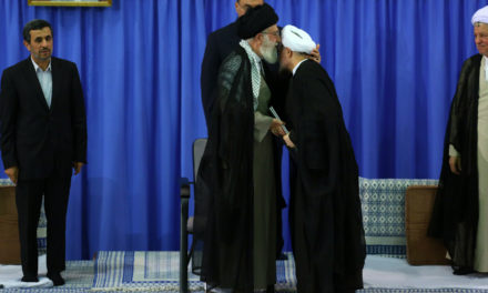 Iran, August 3: Supreme Leader Gives His Blessing to President Rouhani