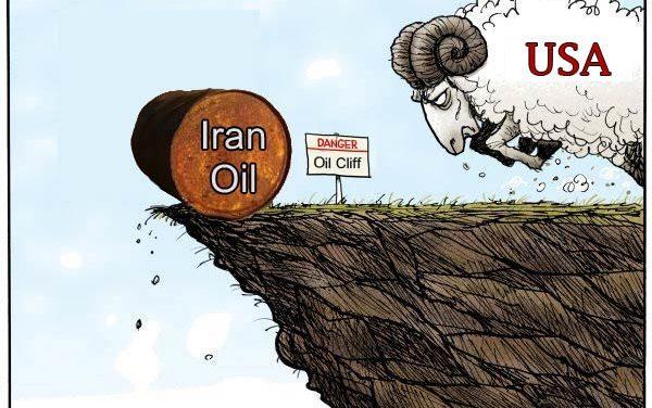 Iran, August 1: US House of Representatives Passes Tough Oil Sanctions Bill
