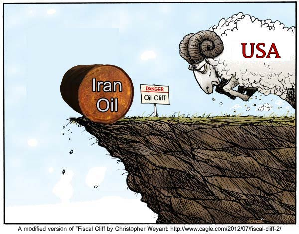Iran, August 1: US House of Representatives Passes Tough Oil Sanctions Bill