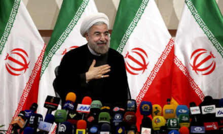 "Iran, Sept 14: Has President Rouhani Given Up ""Moderation"" Over Syria?"